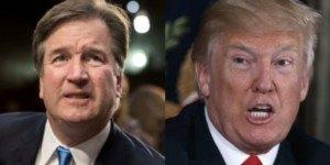 Kavanaugh and Trump